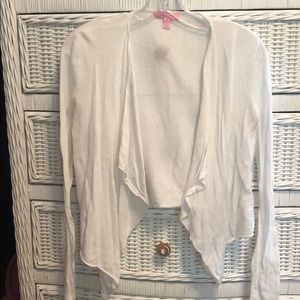 Lilly Pulitzer Colony Front Drape Cardigan